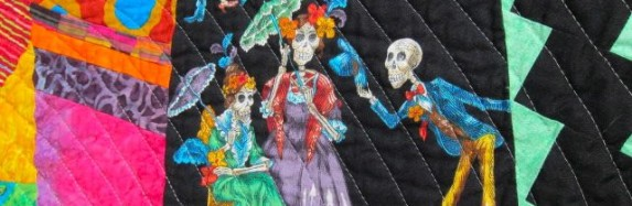 Last of 2013…a little Dia de Muertos!