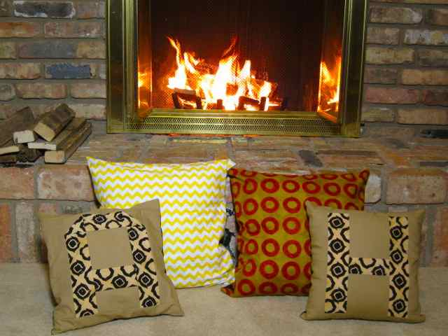 H&A pillows